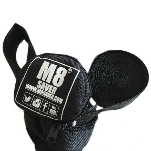 M8 Saver Off Road Motorcycle Tow Strap M8SAVER Tow Rope