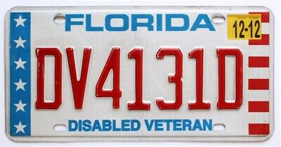 Army Marines Veterans USA US Free Free Vehicle License Plate Front Auto Tag New