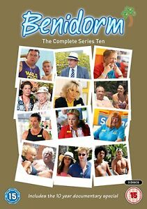 Benidorm - Series 10 (DVD) 5014138609672