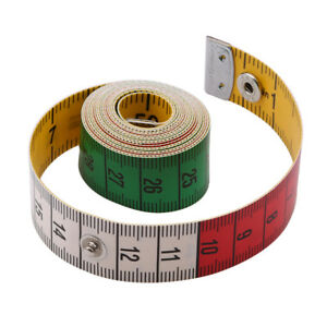 Soft-Tailor-Measure-Tape-Body-Measuring-Ruler-Flat-Tape-Seamstress-Sewing-Tools