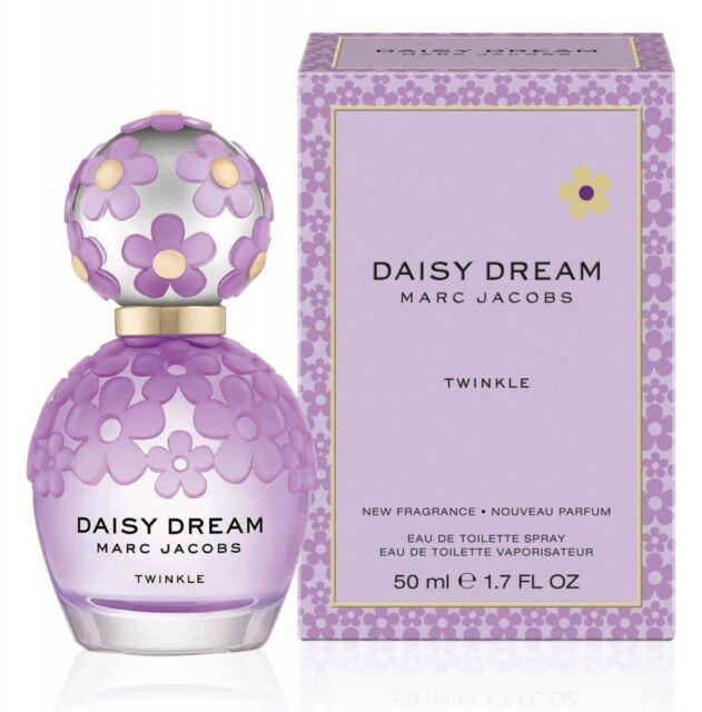Marc Jacobs Daisy Dream Twinkle EDT Spray 50ml 1.7oz New In Open Box