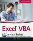 Excel VBA 24-Hour Trainer by Tom Urtis (Paperback, 2015)