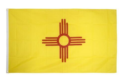 Drapeau USA New Mexico Drapeau Américain Hissflagge 90x150cm