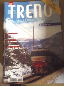 Tutto Treno 138 2001 Elaborazione locomotiva E 428