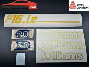 Kit-Stickers-Clio-Williams-Phase-1