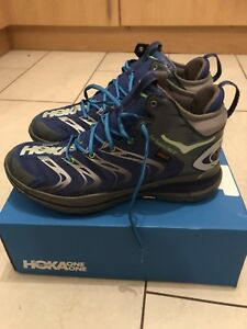 a76a3b6461d Details about Hoka One One m tor Speed 2 mid Size 8 8.5 Uk Blue