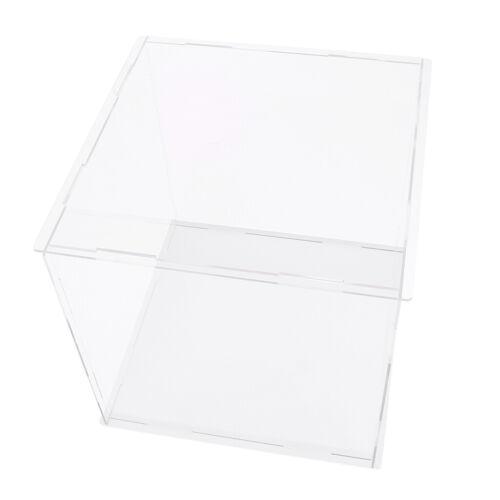 Acrylique-Display-Box Vitrine Vitrine Display Case pour garage,