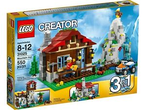 LEGO-Creator-31025-Berghuette-NEU-OVP