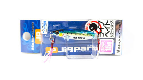 Major Craft Métal Jig Jigpara JPSLOW-15L 15 Grammes 081 9443