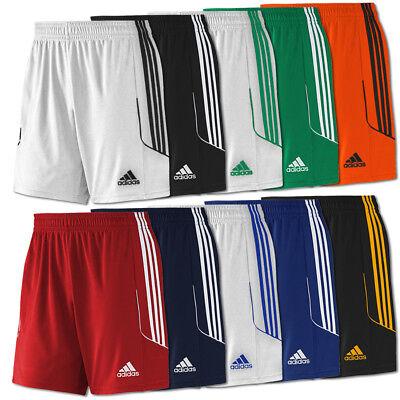 Adidas Boy's Squadra Football Training Teamwear Shorts Sport Running PE Casual | eBay
