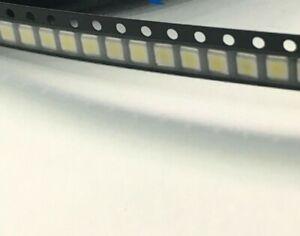 200-Pcs-3528-2835-3V-SMD-LED-Beads-1W-LG-100LM-Cold-White-For-TV-LCD-Backlight
