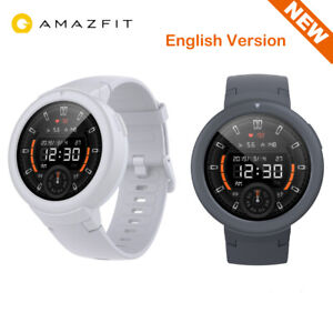 "Upgrated Huami Amazfit Verge Lite 2 GPS Smart Watch IP68 1.3"" AMOLED Screen Call"