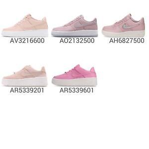 Nike-Wmns-Air-Force-1-07-ESS-LV8-Sage-Low-Pink-Women-Kids-GS-Sneaker-Pick-1