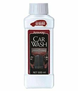 Amway-Car-Wash-500-ml-Concentrated-Liquid-Cleaner-For-Vehicles-Trucks-Buses