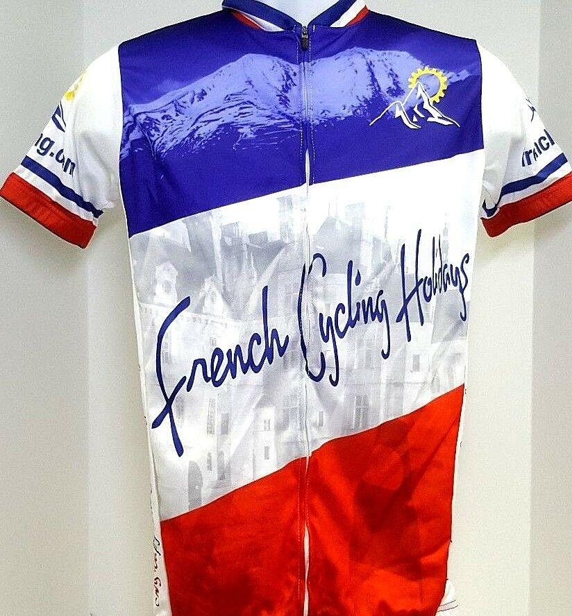 French Cycling Holidays  Women's Cycling Jersey Size 14 See Measurements Trek  brand outlet