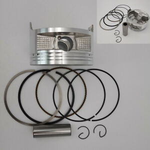 Car High-Quality Cast Aluminum Piston Kit For Honda Rancher 13101-HP5-600 07-18