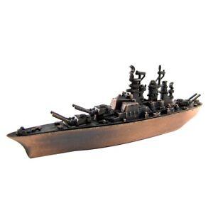 BB-40 Navy Battleship Die Cast Miniature Replica Pencil Sharpener Military Gift