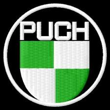 PUCH iron-on Aufnäher patch