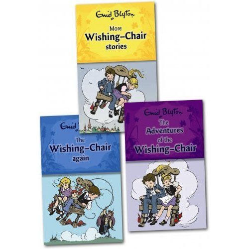 1 of 1 - Enid Blyton The Wishing Chair Collection 3 Books Set,The Adventures of the Wishi