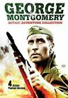George Montgomery Action Adventure Collection 2 Discs DVD