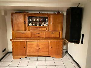 Küchenschrank alt antik , sehr schöne Maserung ...