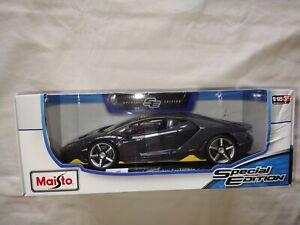 Maisto-2020-Lamborghini-Centenario-Special-Edition-1-18-Nuevo-en-Caja-31386