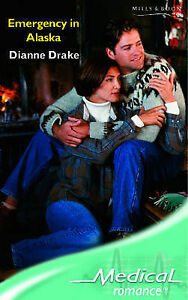 Details about Emergency in Alaska (Mills & Boon Medical), Drake, Dianne,  Very Good Book