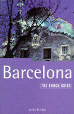 Good, Barcelona: The Rough Guide, Brown, Jules, Book