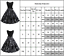 Womens-50s-60s-Hepburn-Rockabilly-Vintage-Evening-Party-Pinup-Dress-Cocktail thumbnail 2