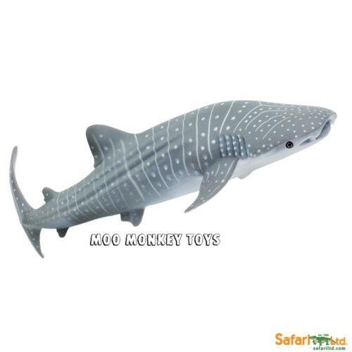 WHALE SHARK Safari Ltd #422129  Ocean Sea Animal Replica NWT