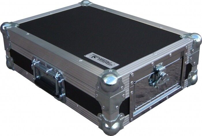 Technics SL-DZ 1200 CD Player DJ Swan Flight Case (Hex)