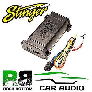 Stinger SGN141 Speaker Wire 2 Channel RCA 55w Adjustable Line ...