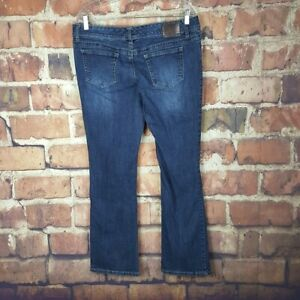 Maurices-Womens-Bootcut-Jeans-Size-13-14-Juniors