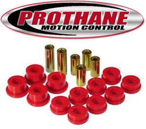 Prothane 8-205 94-97 Honda Accord 92-96 Prelude Front Control Arm Bushing Kit