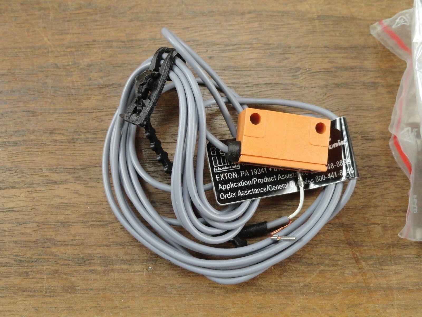Photoelectric Sensor ORE-V IFM OR0002