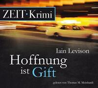 Iain Levison - Hoffnung ist Gift, 5 CDs (ZEIT Hörbuch) - CD
