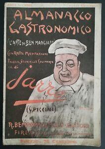 Almanacco gastronomico ricette storielle culinarie anno 1 for Ricette culinarie