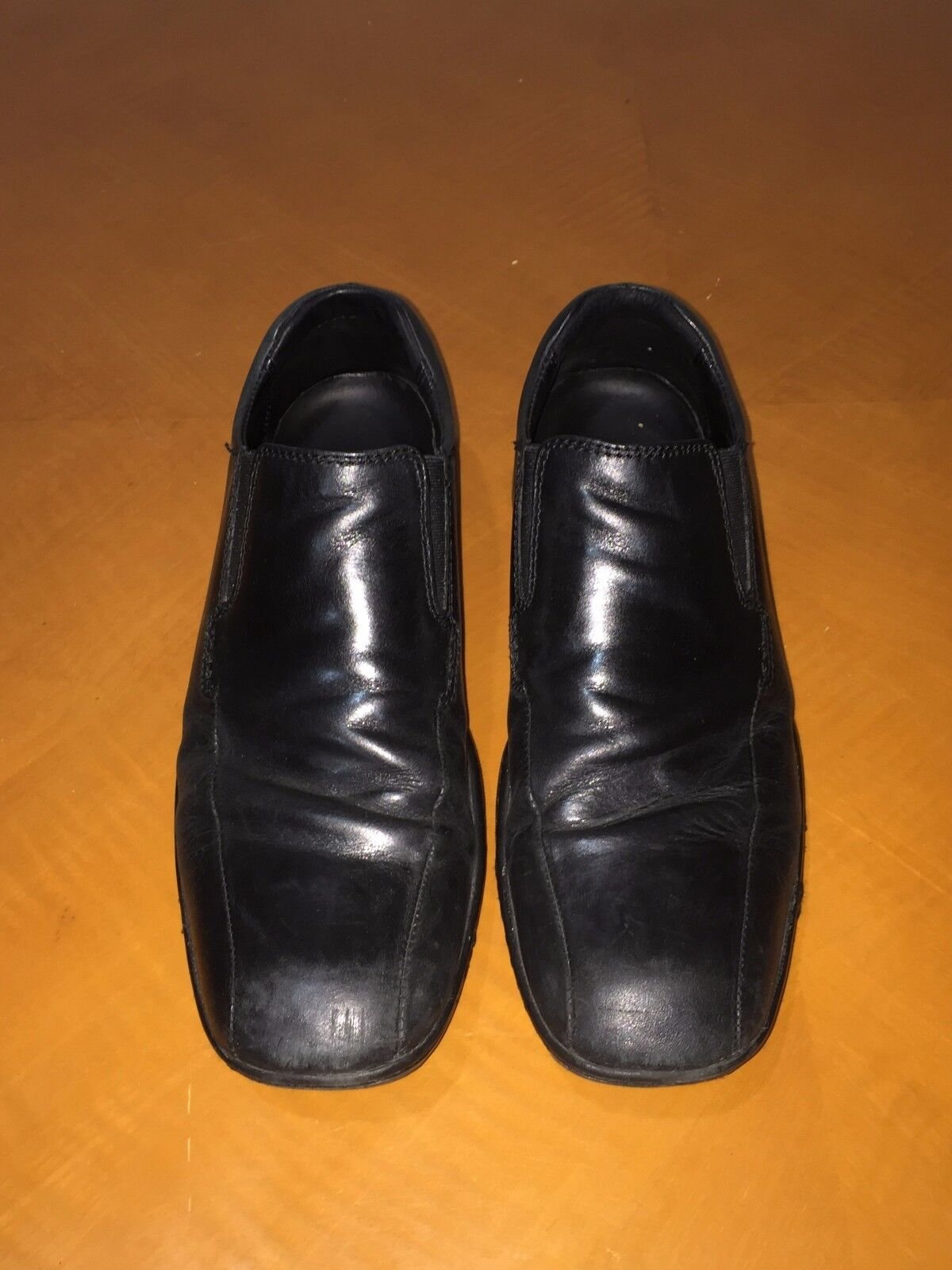 Man/Woman Mens Men's Kenneth Cole New Black York Come Fly Slip-on Black New Loafers Shoes Size 8 New varieties are launched a good reputation in the world fine HA305 9c44ab