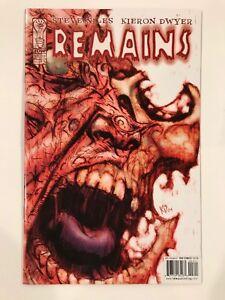 Remains-3-steve-Niles-IDW-comic-1st-Print-2004-unread-NM