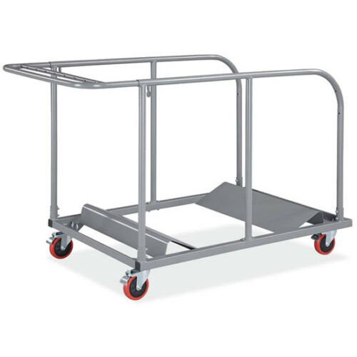 Details About Heavy Duty Dolly For Round Folding Tables/Transportation Cart  For Banquet Tables
