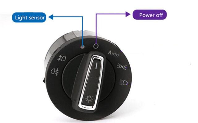 Upgrade AUTO Headlight Light Sensor Switch