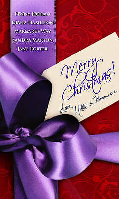 """AS NEW"" Merry Christmas!Love Mills & Boon: A Spanish Christmas / A Seasonal Sec"