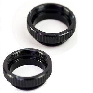 Macro C Mount Ring Adapter For 25mm 35mm 50mm CCTV Movie Lens M4/3 NEX Camera
