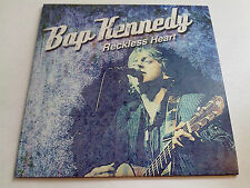 BAP KENNEDY - Reckless Heart. rare UK 10 track CD (Buy 3 = Free P&P!)