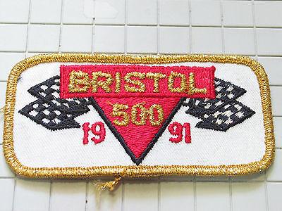 Bristol 500 Rennen Aufnäher #4751 Auto & Motorrad: Teile