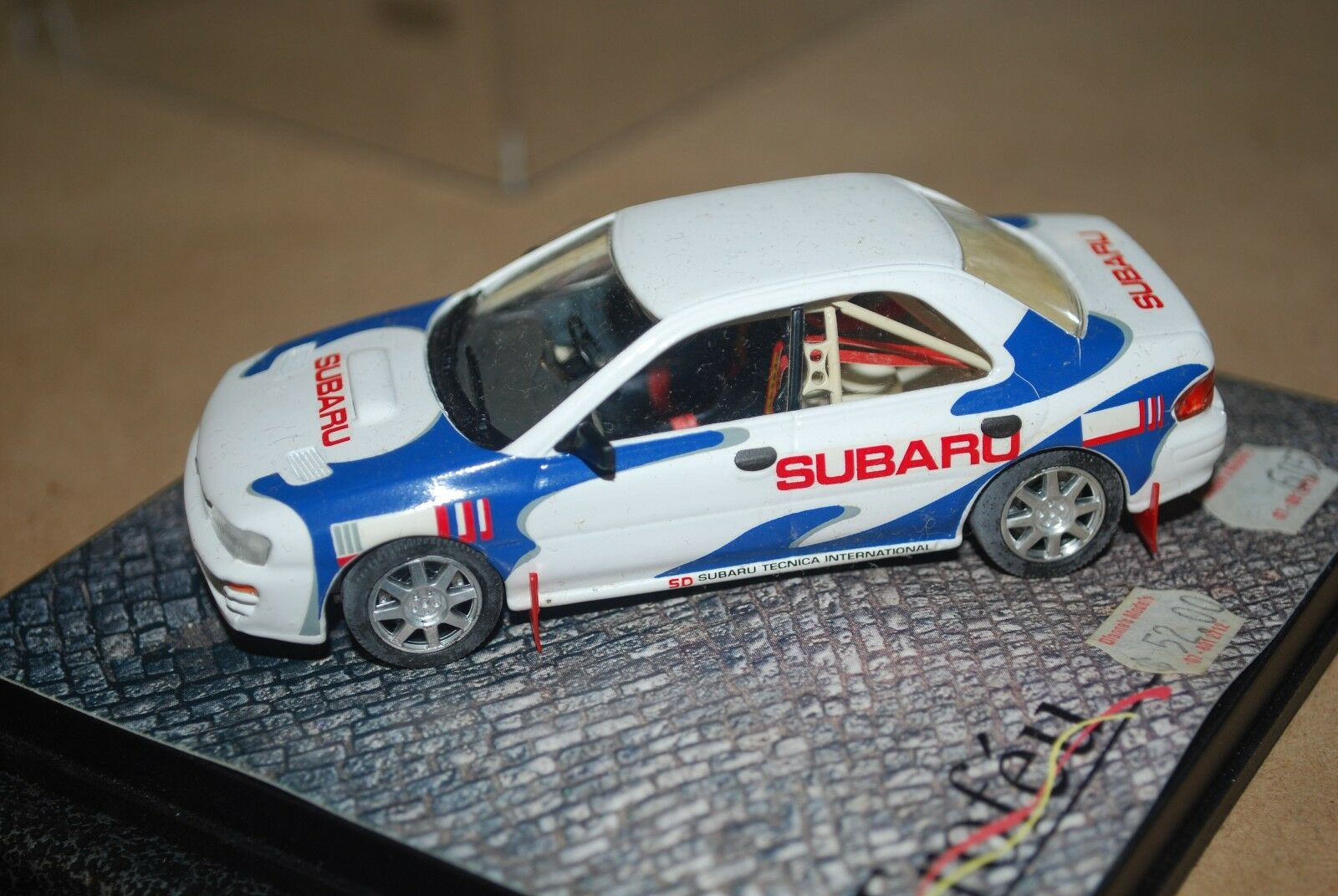 Trofeu Subaru Presentation Rally car. Cat 605