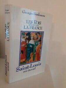 Georges Bordonove I Re Che Font La Francia Cartapecora 1984 + Copertina