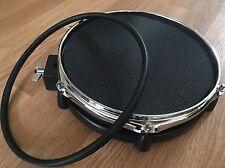 "Alesis Mesh Head 10"" Dual-Zone Drum Pad - DM10 Electronic Studio Kit DM8"