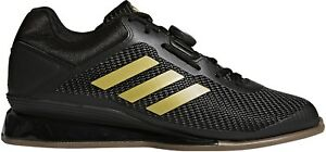Leistung 16 Chaussures Noir Ll Adidas D'haltérophilie waUSZ6aq