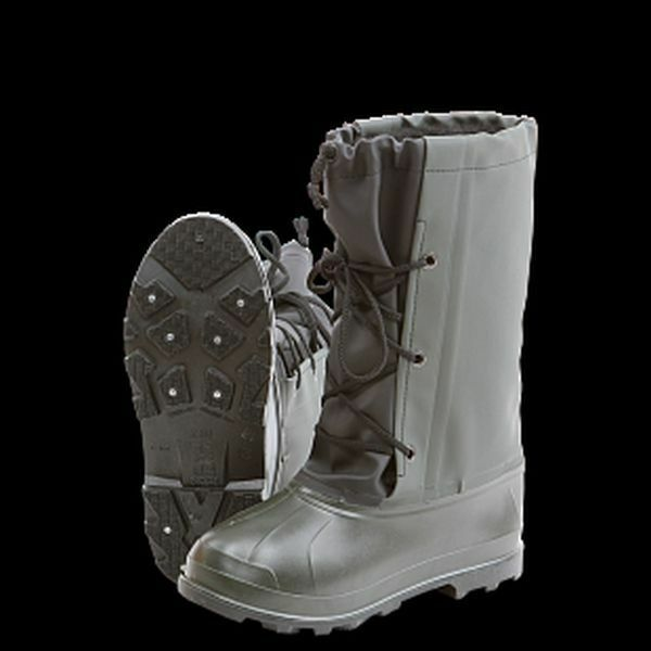 Naziya Shortened Fisher's Hunter Waterproof Warm Winter Ice PVC Boots shoes